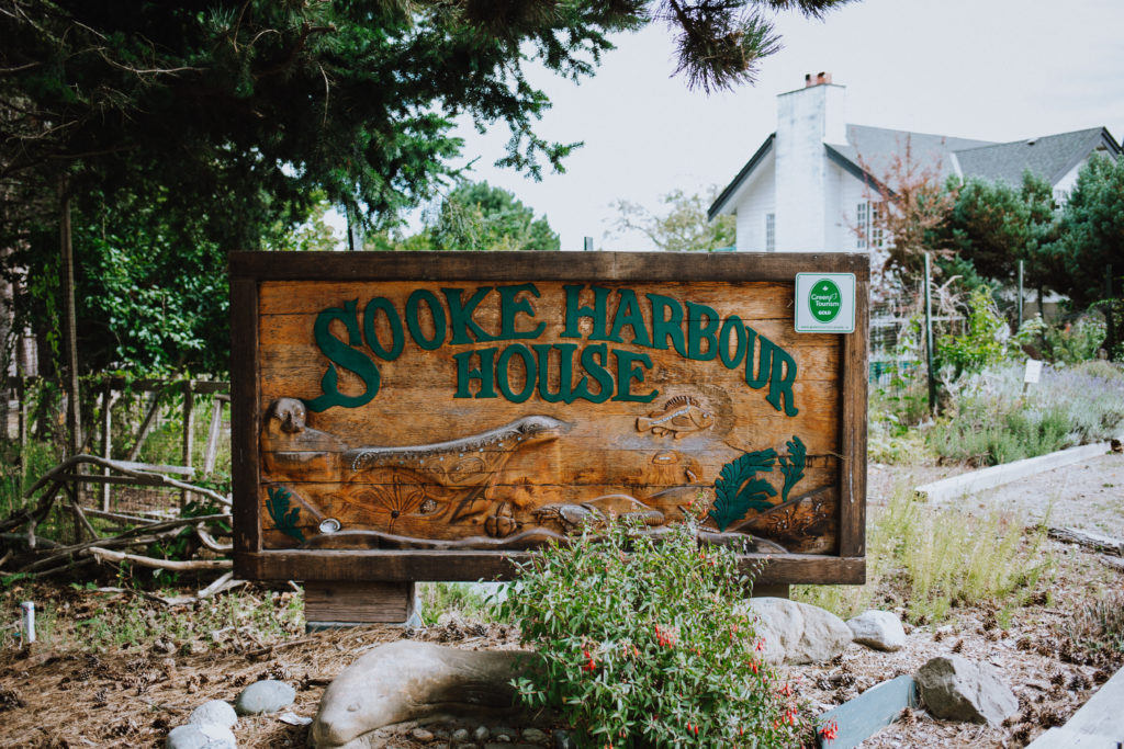 Sooke Harbour House Elopement