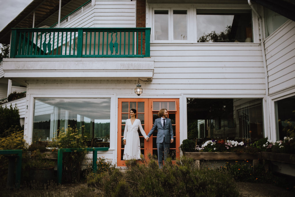 Sooke Harbour House Elopement