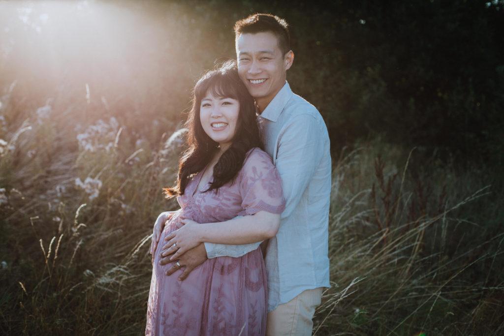 Victoria Maternity Photograph