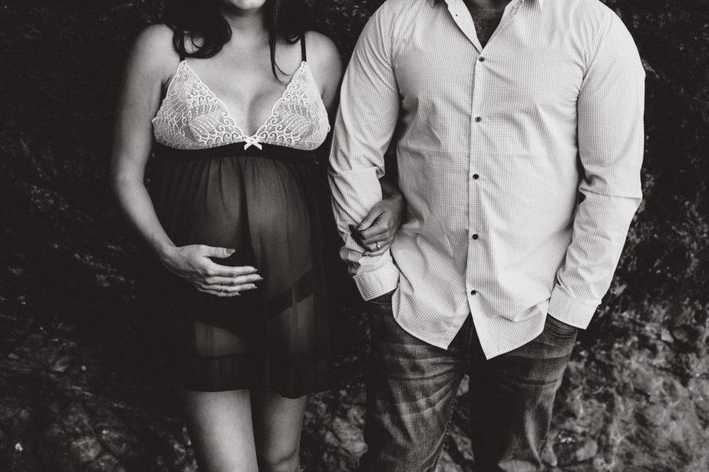Glenco Cove Maternity Photos